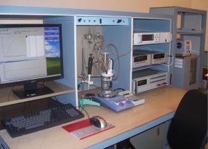 Эталонная установка, реализующая метод кулонометрического титрования в составе ГЭТ 176-2013