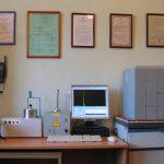 ГЭТ 168-2015 Государственный первичный первичный эталон единиц поверхностной плотности и массовой доли элементов в покрытиях